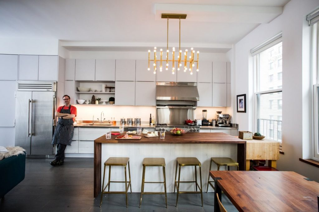 4 Simple Ways to Create Your Perfect Chefs Kitchen