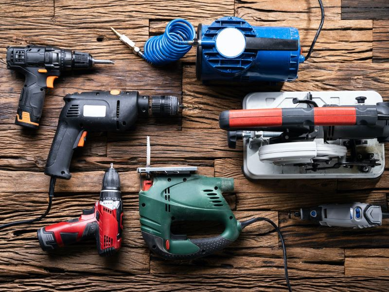 6 Must Have Power Tools You Need to Have in Your Home