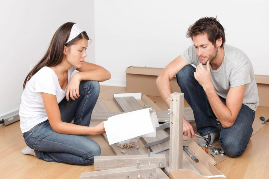 7 Common Problems With Flat Pack Furniture Everybody Hates
