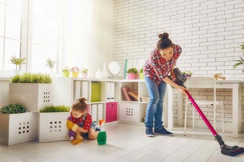 7 Huge Mistakes You Make When Cleaning Your House