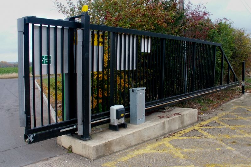 A Guide to Electric Gates