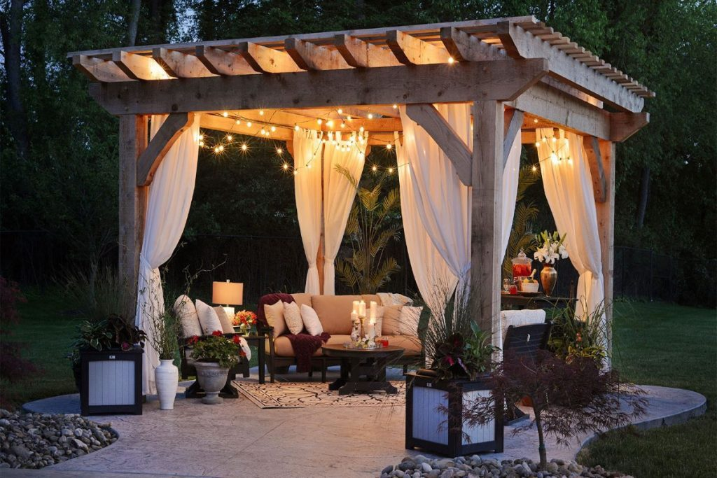 Create The Perfect Pergola For Your Home