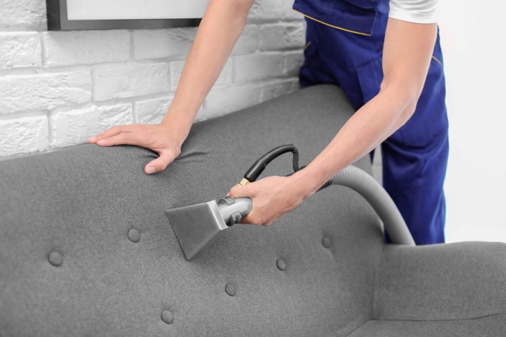 Expert Advice For Cleaning Upholstery
