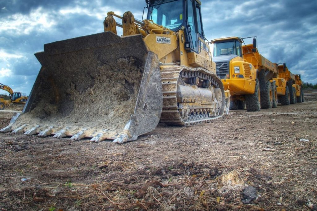 Heavy Machineries That Are Crucial When Renovating Your House