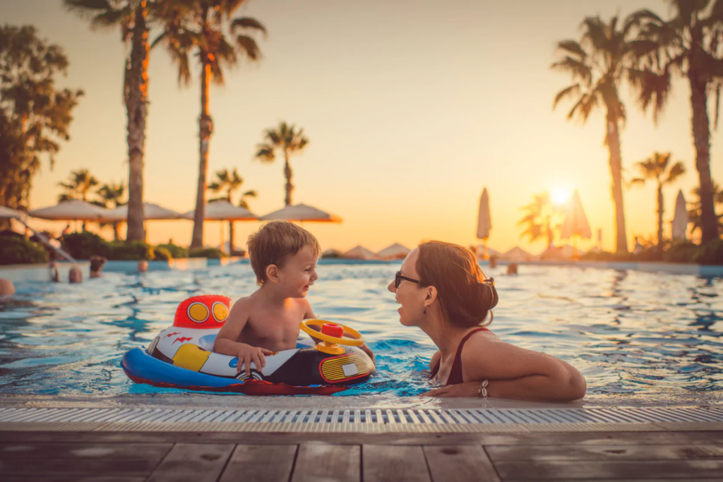 How To Make Your Pool Safe For Your Children