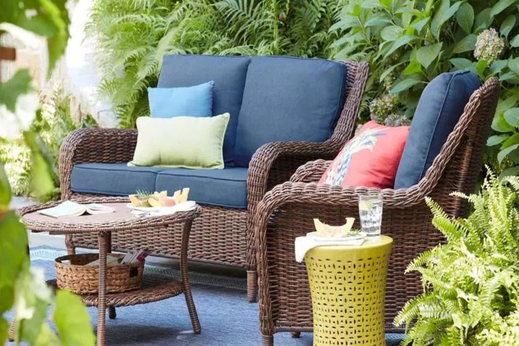 How To Secure Lawn Furniture
