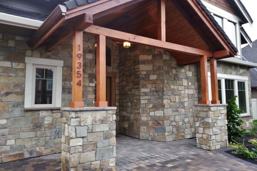 How You Can Start Building Stone Veneer Columns