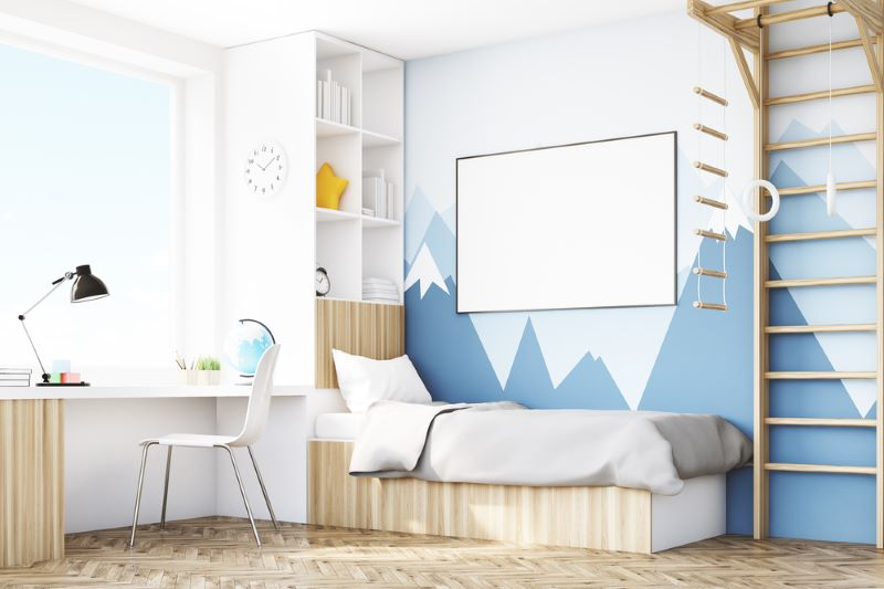 How to Build a Brilliant Bedroom for Your Kid