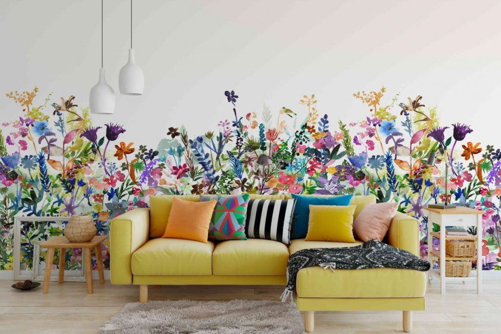 How to Choose Wallpaper for Home Decoration