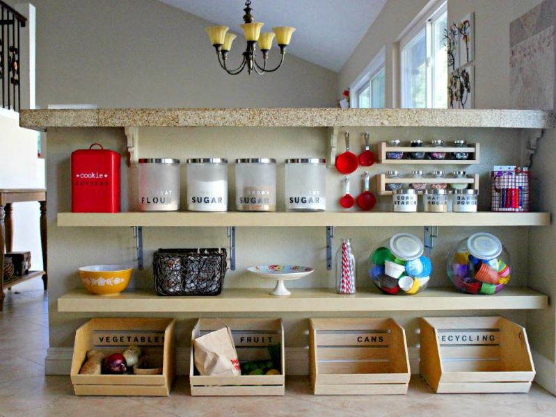 Organize Your Small Kitchen with These 4 Easy Steps
