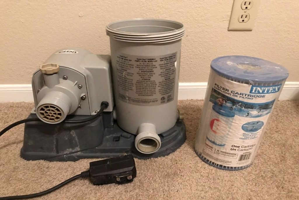 Swimming Pool Care - Installing a Cartridge Filter