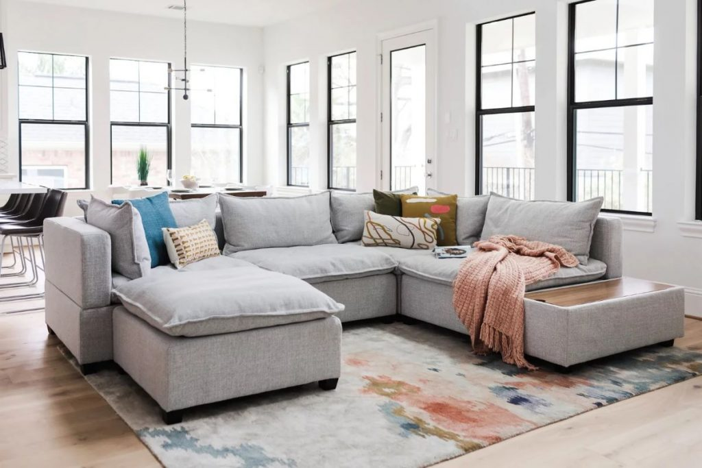 The New Era Of Sectional Sofas