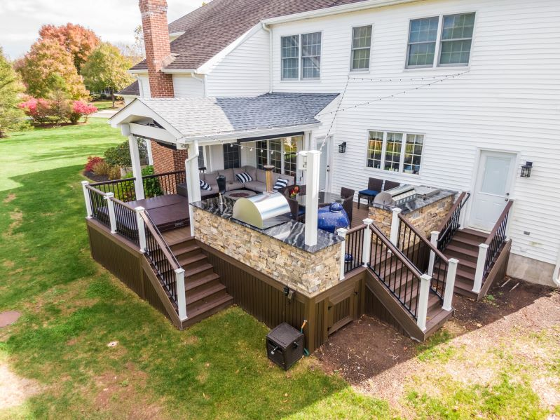 Two Easy Steps That Will Help You Build Your New Porch