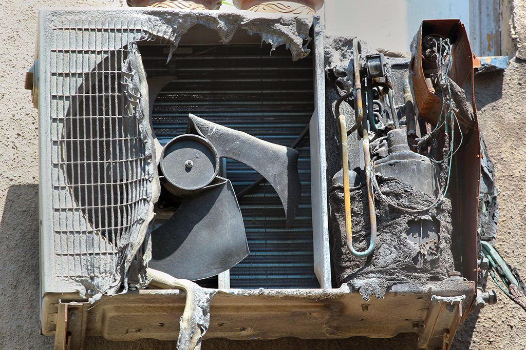 What To Do If Your AC Unit Quits During The Summer