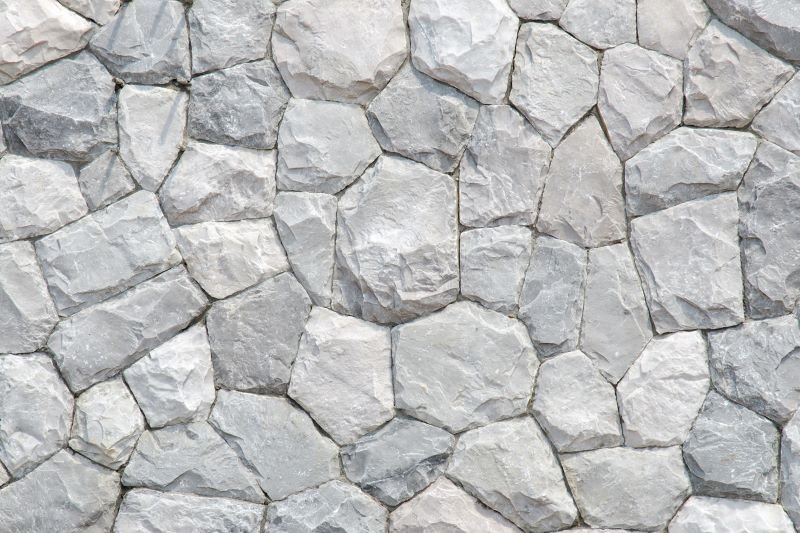 10 Home Designs Using Stone Tile