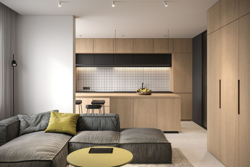 4 Ways to Give Your Small Apartment an Organizational Overhaul