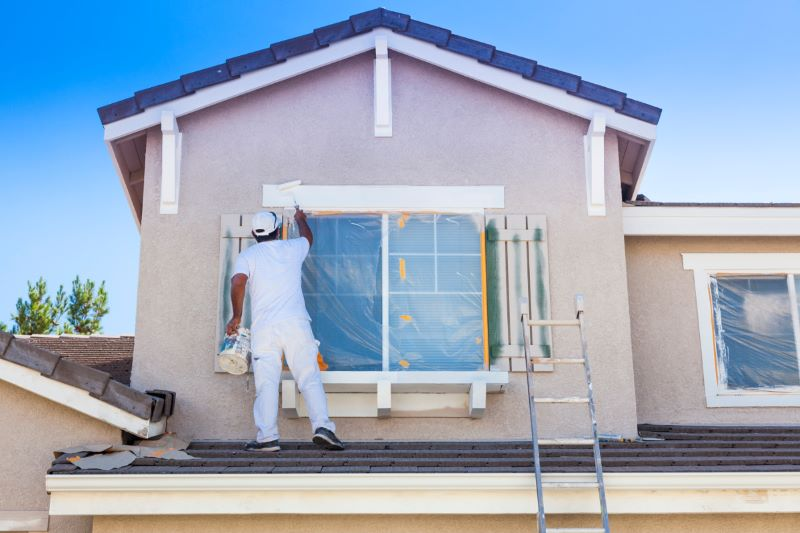 5 Creative Ways You Can Paint Your House Like The Pros Would