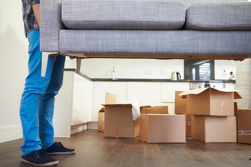 5 Tips to Moving Large Furniture to Your New House