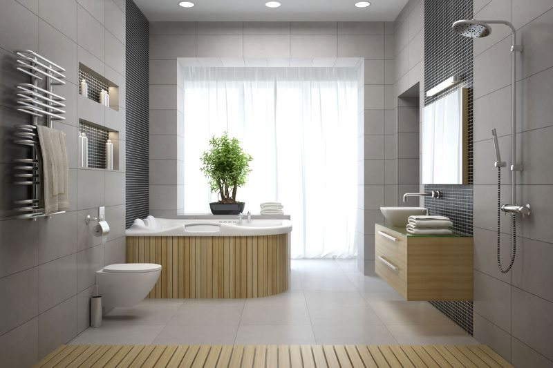 5 Ways to Decorate Your Bathroom for a Great Spa Experience