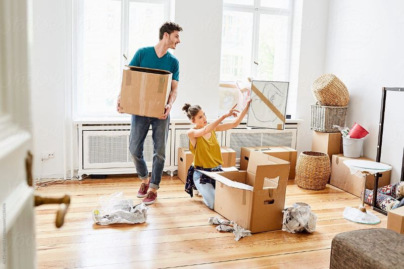 A Complete Guide on How to Plan and Organize a House Move