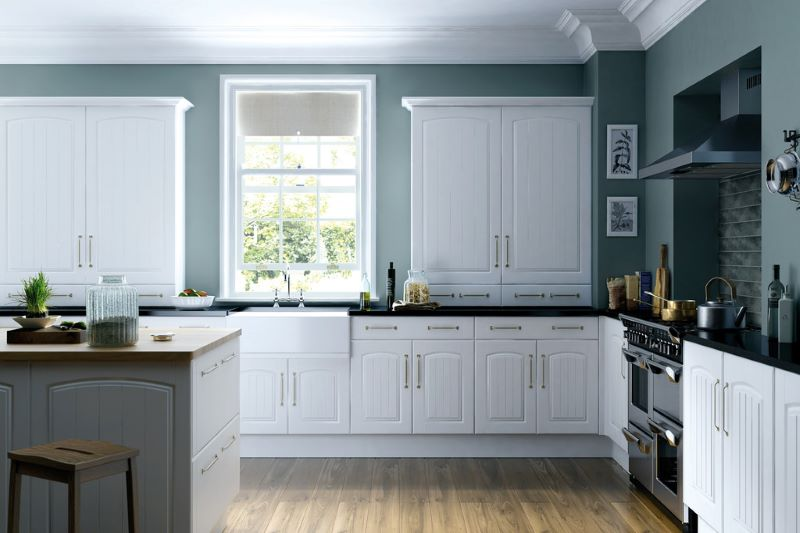 Kitchen Remodeling - From the Cabinets to the Floor