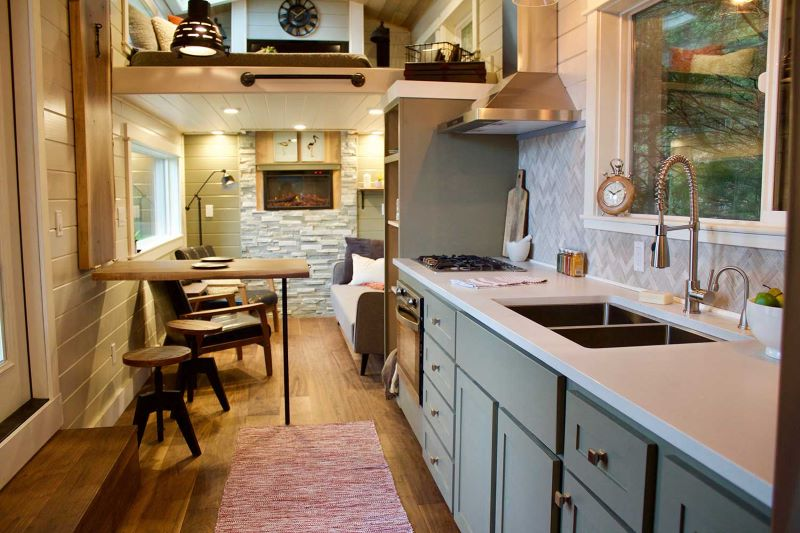 Kitchen Sink For Your Tiny House
