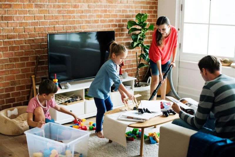 Learn the Secret to Getting Things Done Around Your House