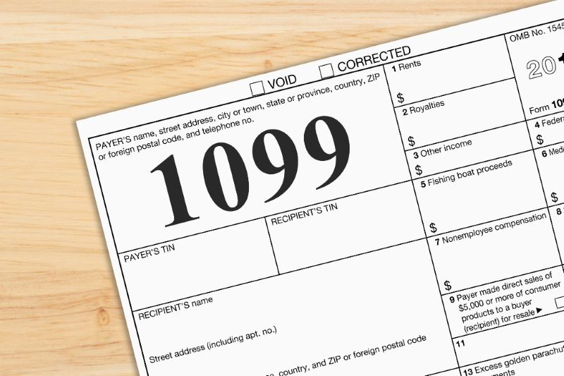 How to File a 1099 Misc