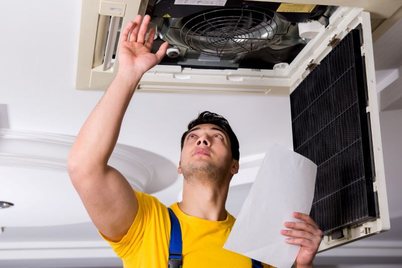 The Ultimate HVAC Maintenance Checklist, and When to Call an HVAC Repair Company