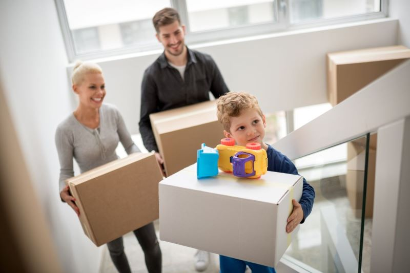 Top 10 Tips When Moving Home to Prevent Unwanted Stress